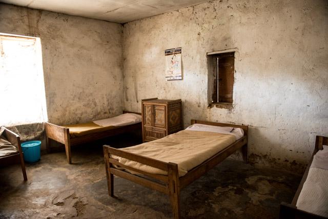 Clinic in the bush